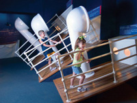 Titanic interactive fun!