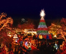 Silver Dollar City Christmas 341x282