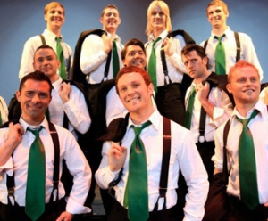 Twelve Irish Tenors