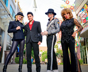 Summer Lineup of Legends in Concert at Dick Clark's American Bandstand Theater