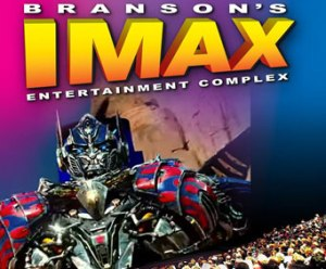 Branson's IMAX Theater