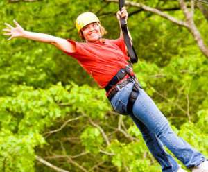 Branson Zipline and Canopy Tour's