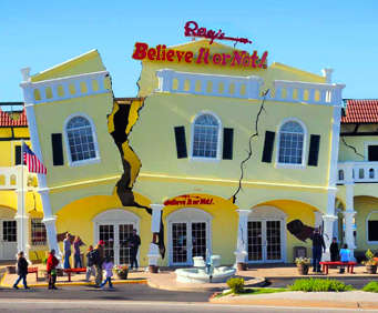 Become a Believer at Ripley's Believe it Or Not! Branson