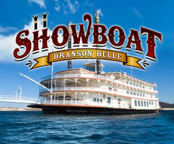 Board the Queen of the Ozarks: the Showboat Branson Belle