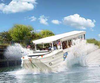 Ride the Ducks: the Quacktastic Way to TourBranson