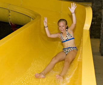 Cool Off at Branson's Castle Rock Resort and Indoor Waterpark