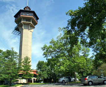 Capture the Natural Beauty of the Ozarks at The Shepherd of the Hills Inspiration Tower