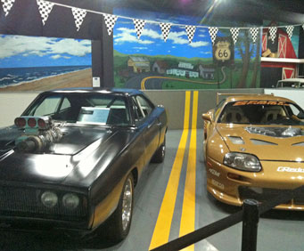 The Velvet Collection is Calling Your Name at Branson's Celebrity CarMuseum