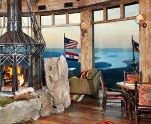 Big Cedar Lodge's Top of the Rock
