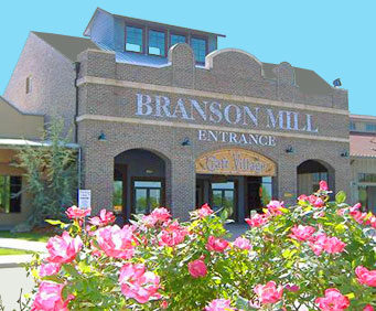 Visit The Branson Mill Craft Village Home To A Dozen Working Artists Branson Shows Blog