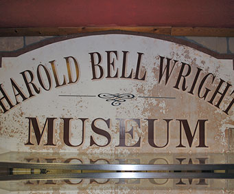 Discover the Humble Beginnings of Branson at the Harold Bell WrightMuseum