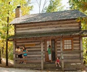 Silver Dollar City's Wilderness Campground
