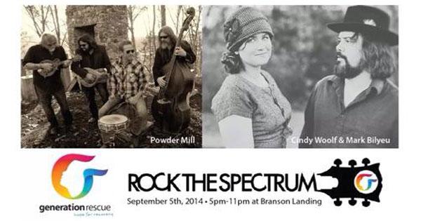 Branson Landing Hosts Annual Rock theSpectrum