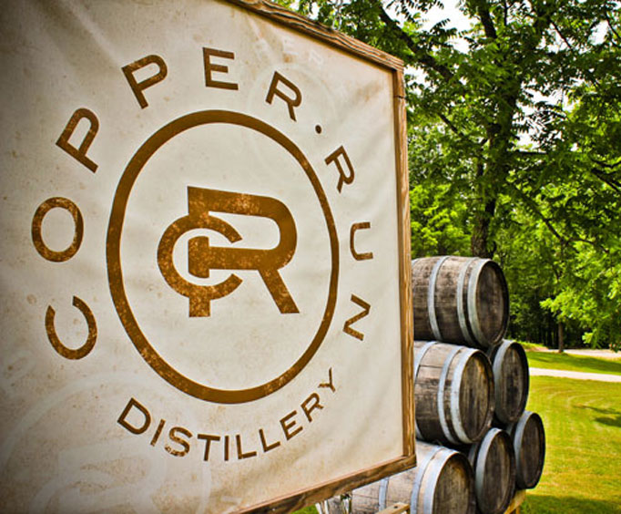 Visit the Copper Run Distillery & Tasting Room for Small, Handcrafted Batches of Spirits