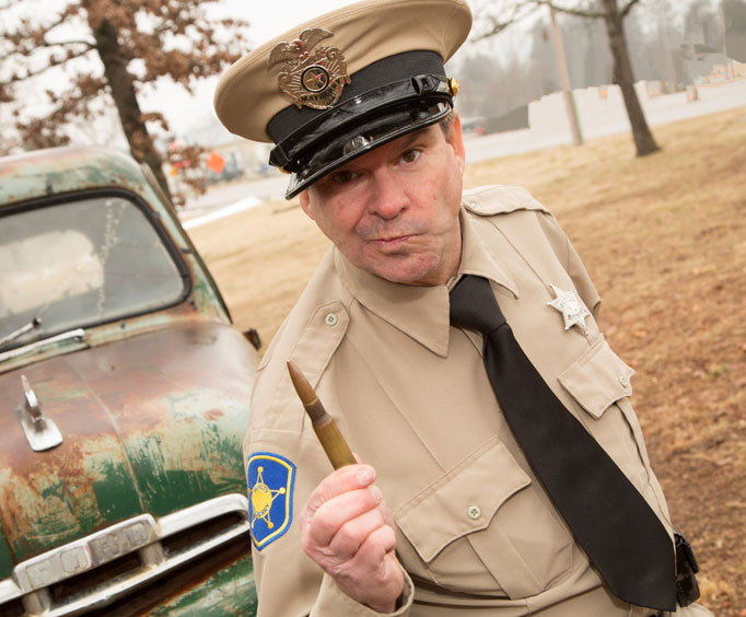 Laugh it Up with Barney Fife Fully Loaded ChristmasShow