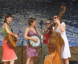 Female_bluegrass_band