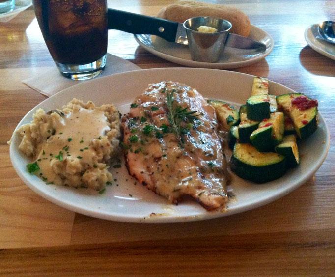 Food Friday: Black OakGrill