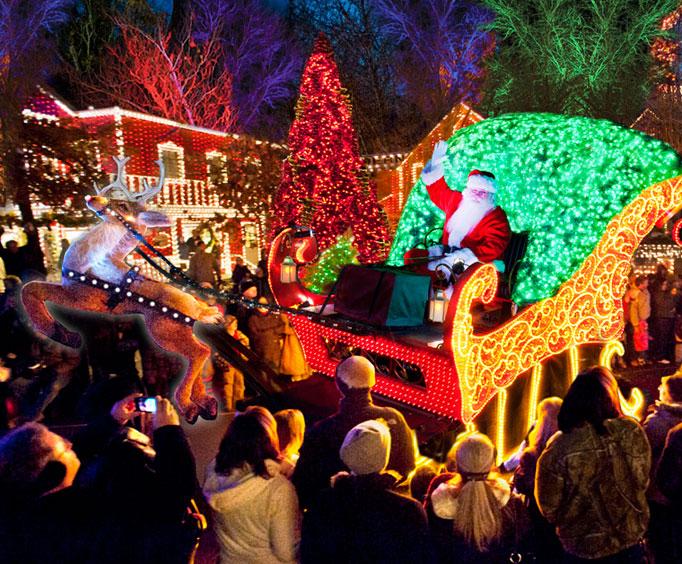 Silver Dollar City's Holiday Lights Make CNN Travel's TopList