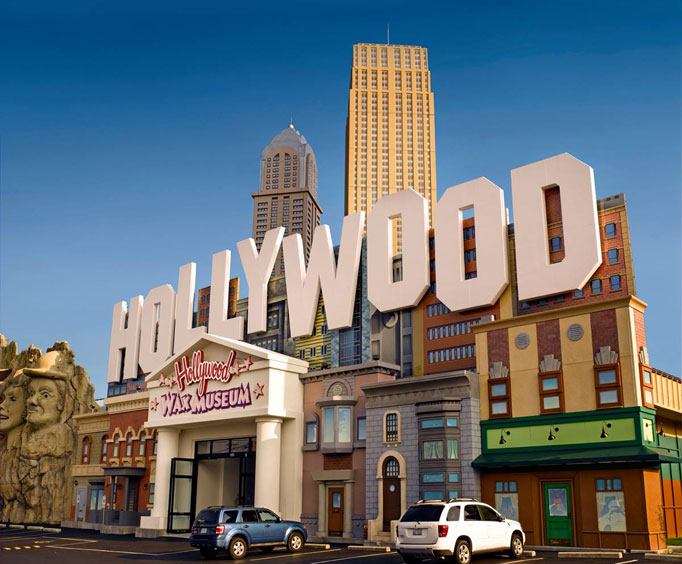 Tour the Hollywood Wax Museum in Branson