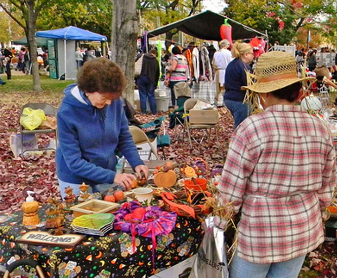 Experience the 41st Annual Ozark Arts & CraftShow