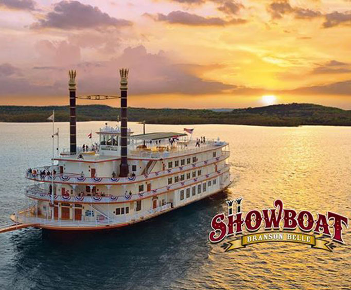 Experience the Magic of the Showboat Branson Belle