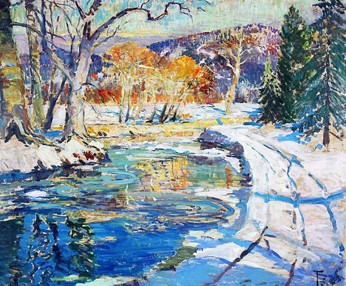 Experience the Ozarks With the White River Painting Exhibit andSale