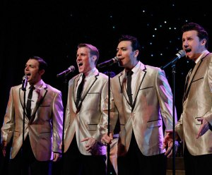 New Jersey Nights a Frankie Valli & The Four Seasons Celebration