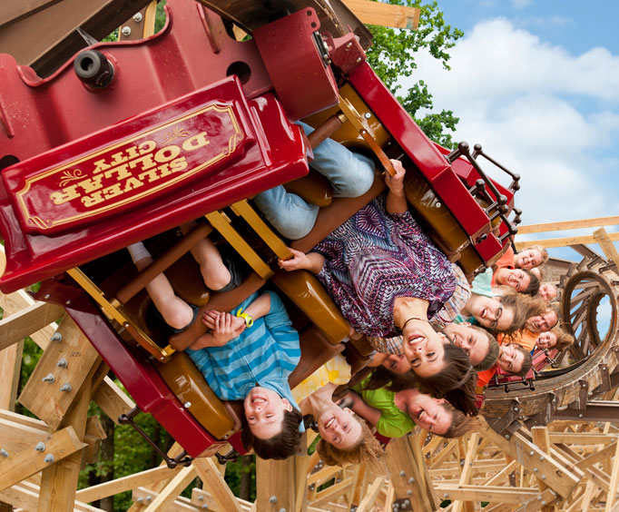 Silver Dollar City's Outlaw Run Sets Guinness WorldRecord