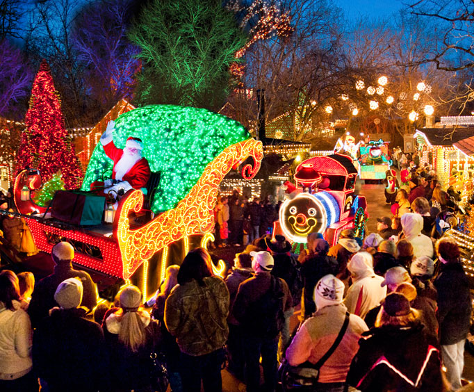Silver Dollar City is the Place to Be This HolidaySeason