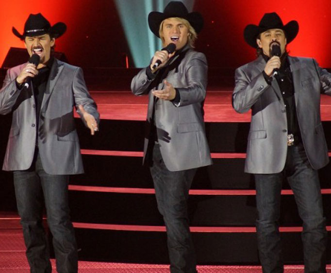 Celebrate Christmas With The Texas Tenors