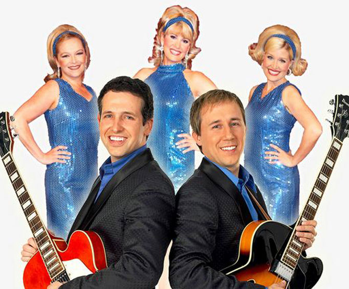 See the Talented Rankin Brothers in Branson