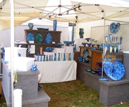 Ozark Arts and Craft show