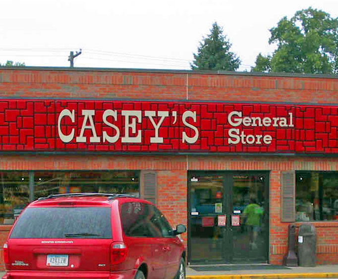 Construction Update: New Casey's Opens on Hwy.76