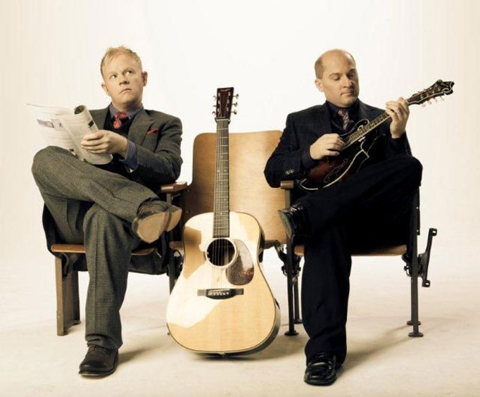 See Dailey and Vincent Live in Branson This October