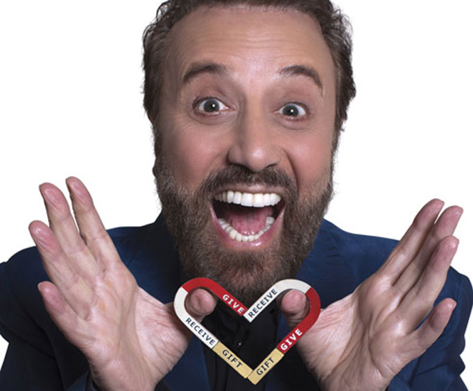 Sit Down to a Hilarious Dinner With Yakov in Branson