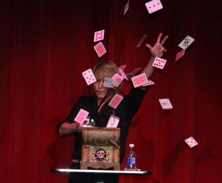Kirby VanBurch's New Magic Show