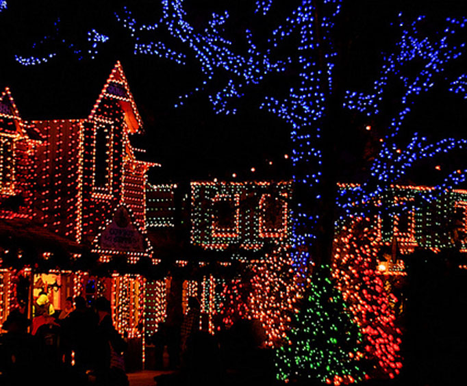 Branson Area Festival of Lights Coming Soon!