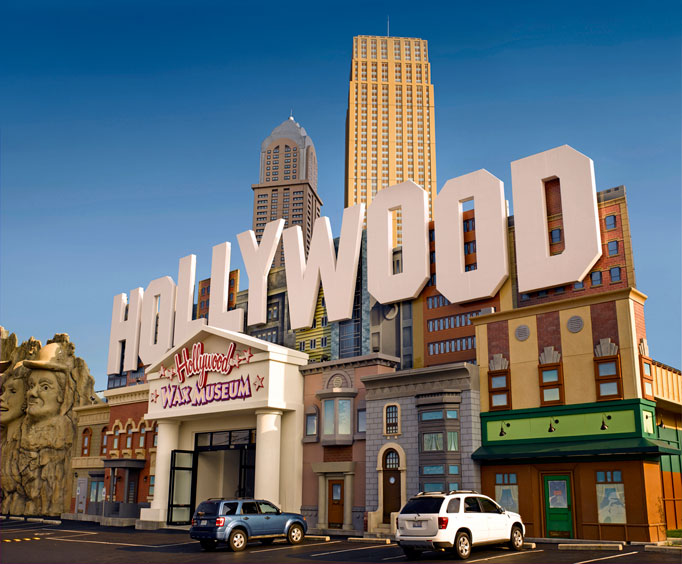 Join the Glamorous at the Hollywood Wax Museum