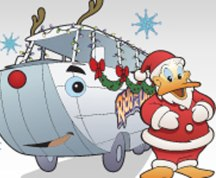 Christmas Lights of Branson with Ride the Ducks