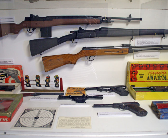 New Branson National BB Gun Museum Now Open