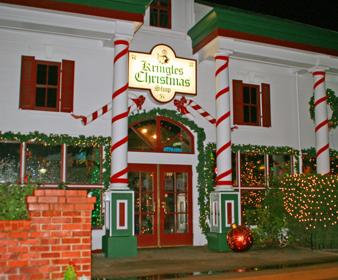 Kringles Christmas Shop – Branson Shows Blog