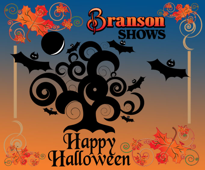 Happy Halloween from Branson Shows!