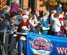 Most Wonderful Time of the Year Parade in Branson