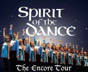 Spirit of the dance encore tour