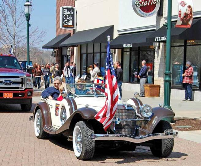 81st Annual Veterans Day Parade