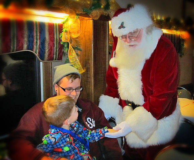 Experience the Magic of the Branson Scenic Railway's Polar Express