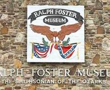 The Ralph Foster Museum