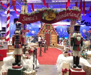 Meet Santa at Bass Pro Shop