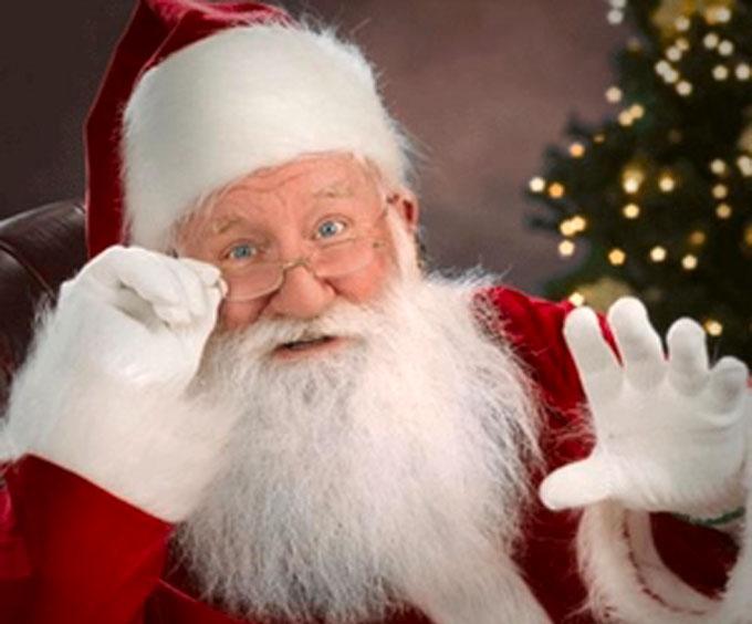 Santa Sightings in theOzarks