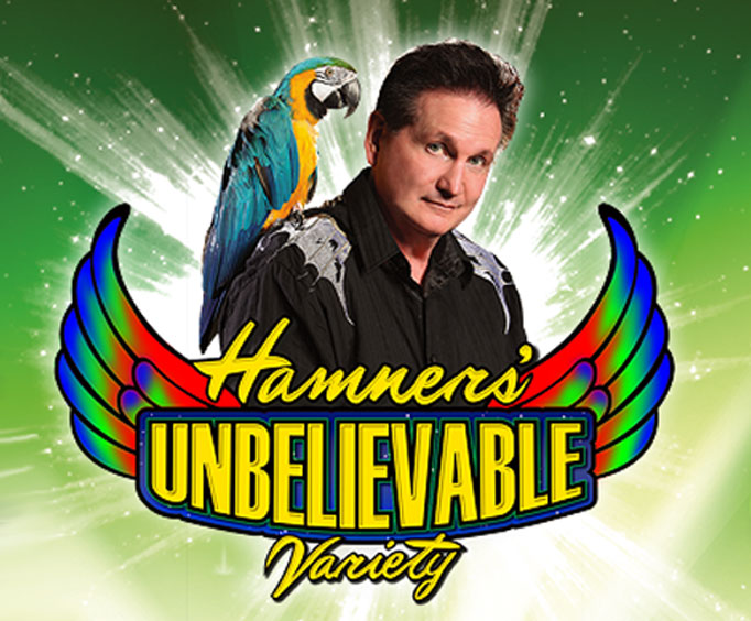Experience the Unbelievable with Hamners' Christmas VarietyShow